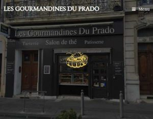 Les Gourmandines on the web !